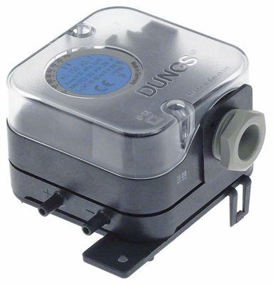 οθόνη παρακολούθησης πίεσης εύρος πίεσης 0,2-1,5 mbar ø σύνδεσης πίεσης 4.7mm