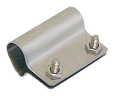 έλασμα αισθητήρα για ø σωλήνα 8.5mm για ø αισθητηρίου 6mm Ποσ. 1 τεμ.