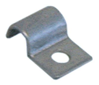 έλασμα αισθητήρα για ø σωλήνα  -mm για ø αισθητηρίου 6mm EN 14301  Ποσ. 10 τεμ.