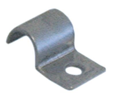 έλασμα αισθητήρα για ø σωλήναmm για ø αισθητηρίου 8mm Ποσ. 10 τεμ.