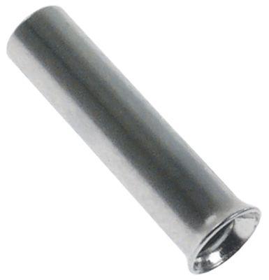 κλιπ 1.5mm² Cu gal Sn  Μέγ. Θ 110°C Μ 10mm Ποσ. 100 τεμ.