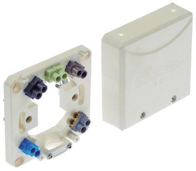 κουτί σύνδεσης συσκευής 5-πόλοι επαφές 3P+N+PE μέγ. 16A μέγ. 400V σφιγκτήρες 2.5mm² H 23mm