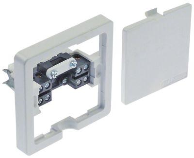 κουτί σύνδεσης συσκευής 5-πόλοι επαφές 3P+N+PE μέγ. 16A μέγ. 400V σφιγκτήρες 2.5mm² H 14mm