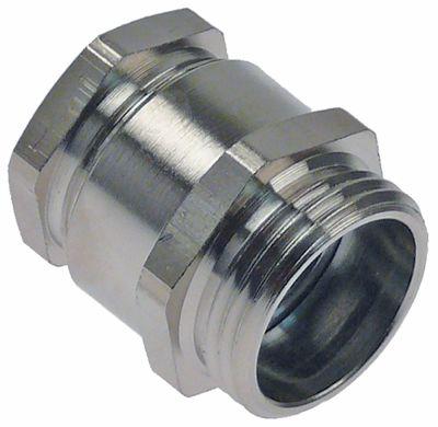 στυπιοθλίπτης καλωδίου σπείρωμα PG11  ø καλωδίου 8,0-10,0 mm ø διάταξης στερέωσης 18.6mm