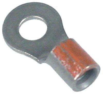 τερματικό δαχτυλίδι χωρίς μόνωση μέγεθος 4.2mm για σπείρωμα M4  4,0-6,0 mm² νικέλιο Μέγ. Θ 650°C