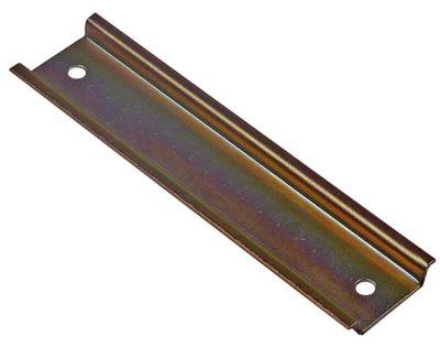 ράγα DIN W 35mm Μ 138mm απόσταση οπής 118mm