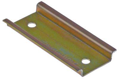 ράγα DIN W 35mm Μ 72mm απόσταση οπής 52mm