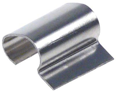 έλασμα αισθητήρα για ø σωλήνα 8,5mm Ποσ. 5 τεμ. για ø αισθητηρίου 4mm