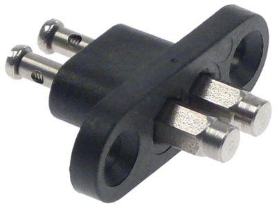σύνδεσμος για εσωτερικό φωτισμό Μ 45mm W 15mm H 38mm