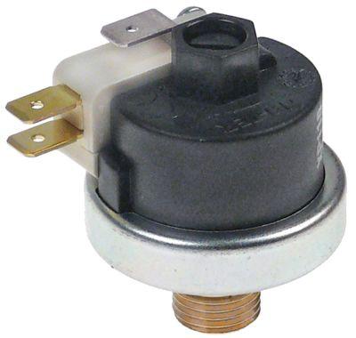 πρεσοστάτης ø 38mm εύρος πίεσης 0,5-1,2 bar 16A 250V σύνδεσμος 1/8″  σύνδεση πίεσης 1/8″