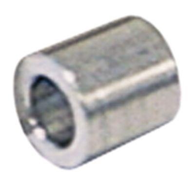 ροδέλες απόστασης Μ 13mm αλουμίνιο ø αναγν. M5 mm ΕΞ. ø 13mm Ποσ. 10 τεμ.