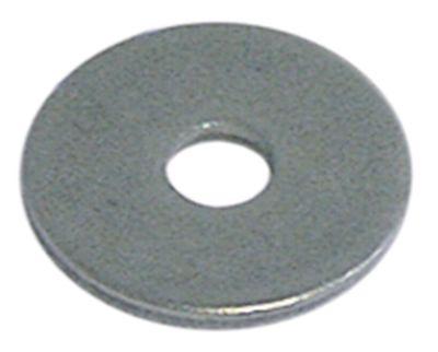 ροδέλες ø αναγν. 5,3mm ΕΞ. ø 20mm πάχος 1,6mm Ανοξείδωτο ατσάλι Ποσ. 20 τεμ. DIN 9021