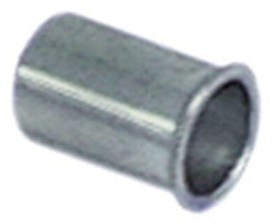 πριτσίνι Ανοξείδωτο ατσάλι σπείρωμα M4  ø 5,9mm Μ 11,5mm Ποσ. 10 τεμ.