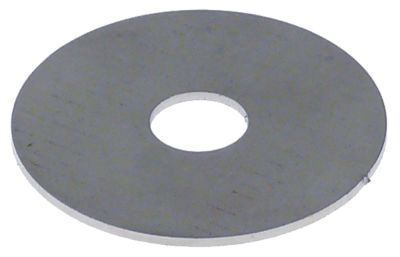 ροδέλες ø αναγν. 10mm ΕΞ. ø 40mm πάχος 1mm Ποσ. 1 τεμ. για ανιχνευτή