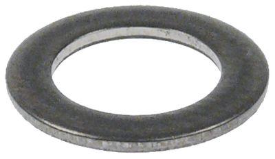ροδέλες ø αναγν. 6,5mm ΕΞ. ø 10mm πάχος 0,75mm Ποσ. 1 τεμ.