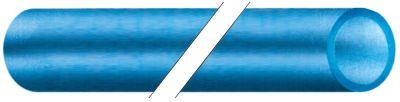 λάστιχο PVC ø αναγν. 4mm ΕΞ. ø 6mm Μ 100m πάχος 1mm Μέγ. Θ 60°C μπλε