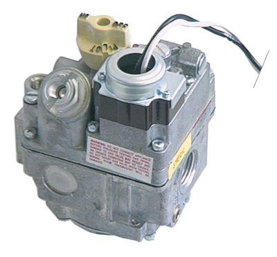 βαλβίδα αερίου παροχή 120VAC 50/60 Hz είσοδος αερίου 3/4