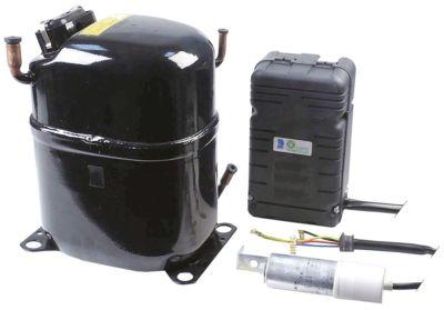 συμπιεστής ψυκτικό R404A  τύπος CAJ4517Z  220-240 V 50Hz HMBP  πλήρως ερμητικό 24kg 1.2HP