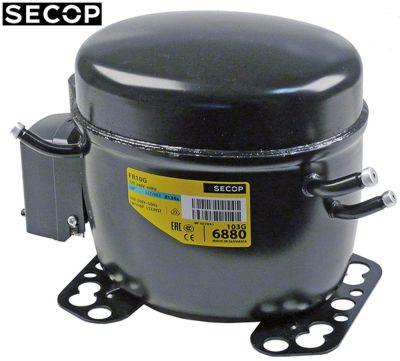 συμπιεστής ψυκτικό R134a  τύπος FR10G  230V 50Hz LBP/HBP  πλήρως ερμητικό 10.6kg 1/3HP