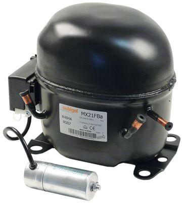 συμπιεστής ψυκτικό R404a/R507a  τύπος MX21FB_A  220-240 V 50Hz LBP  16.5kg 3/4HP