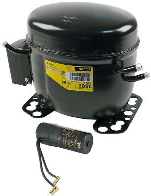 συμπιεστής ψυκτικό R404a/R507  τύπος FR8,5CL HST 220-240 V 50Hz LBP  πλήρως ερμητικό 10,6kg 1,5HP