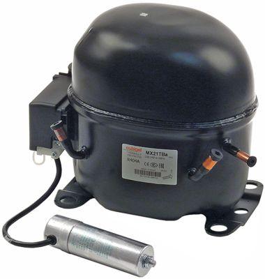 συμπιεστής ψυκτικό R404A  τύπος MX21TBa 220-240 V 50Hz HMBP  17.5kg 1HP