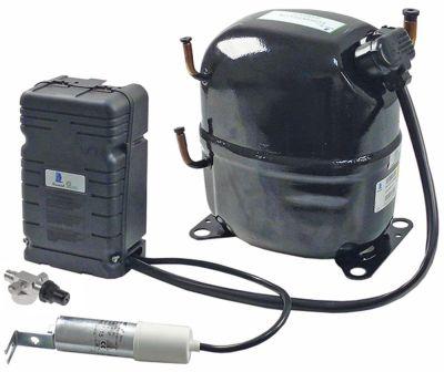 συμπιεστής ψυκτικό R404A  τύπος CAJ2446Z/R 220-240 V 50Hz LBP  23kg 1.2HP