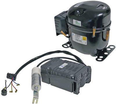 συμπιεστής ψυκτικό R404A  τύπος AE4470Z  220-240 V 50Hz HMBP  πλήρως ερμητικό 13.7kg 1/2HP