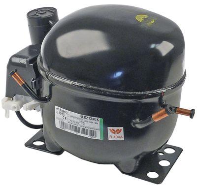 συμπιεστής ψυκτικό R404a/R507  τύπος NEK2134GK  220-240 V 50Hz LBP  11kg 1/2HP