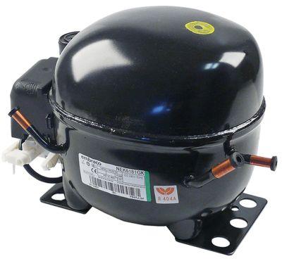συμπιεστής ψυκτικό R404a/R507  τύπος NEK6181GK  220-240 V 50Hz HMBP  10.4kg 1/4HP