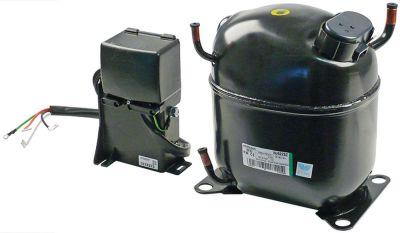 συμπιεστής ψυκτικό R134a  τύπος NJ6226Z  220-240 V 50Hz HBP  19,8kg 1,25HP