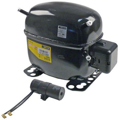 συμπιεστής ψυκτικό R404a/R507  τύπος SC10CLX  220-240 V 50Hz LBP  13,1kg 42795HP
