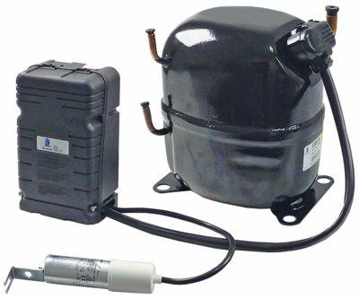 συμπιεστής ψυκτικό R134a  τύπος CAJ4511Y-F  220-240 V 50Hz HMBP  23.5kg 1HP