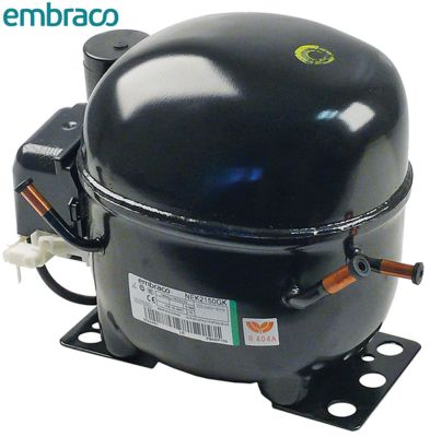 συμπιεστής ψυκτικό R404a/R507  τύπος NEK2150GK  220-240 V 50Hz LBP  11.6kg 1/2HP