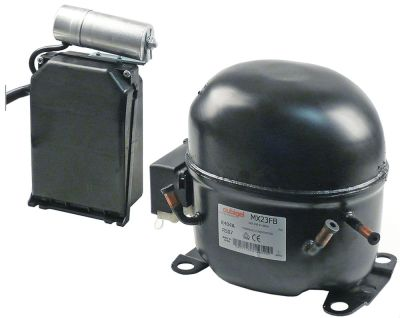 συμπιεστής ψυκτικό R404a/R507  τύπος MX23FB  220-240 V 50Hz LBP  17.5kg 1HP είσοδος ισχύος 7/8W