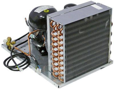 σύστημα ψύξης HBP  τύπος UCHZ 50 A  ψυκτικό R134a  NEK6214Z  1/2HP χωρητικότητα κυλίνδρου 16.8cm³