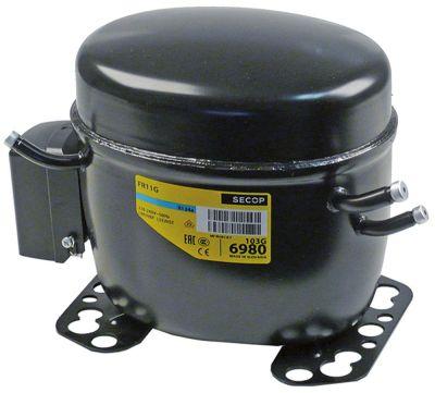 συμπιεστής ψυκτικό R134a  τύπος FR11G  220-240 V 50Hz HMBP  10.6kg 1/4HP είσοδος ισχύος 275W