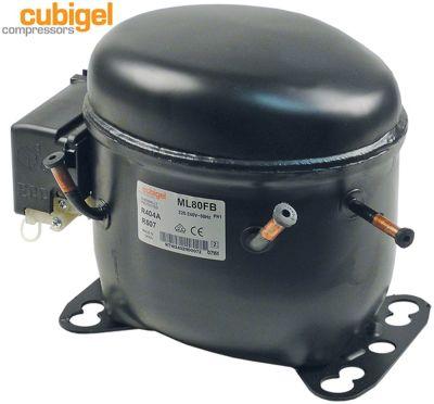 συμπιεστής ψυκτικό R404a/R507  τύπος ML80FB  220-240 V 50Hz LBP  10.9kg 1/4HP