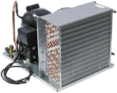 σύστημα ψύξης HMBP  τύπος UCHG 25 A  ψυκτικό R404A  EMT6165GK  42826HP