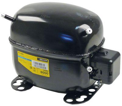 συμπιεστής ψυκτικό R134a  τύπος SC10G  220-240 V 50Hz HMBP  13,1kg 42826HP