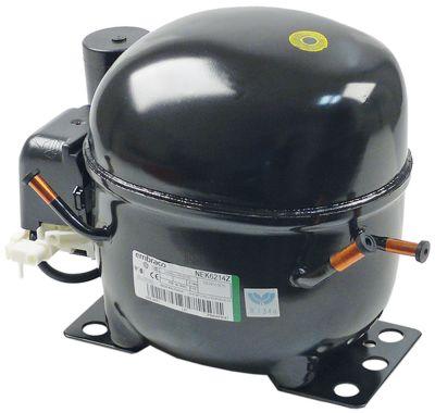 συμπιεστής ψυκτικό R134a  τύπος NEK6214Z  220-240 V 50Hz HBP  11.6kg 1/2HP