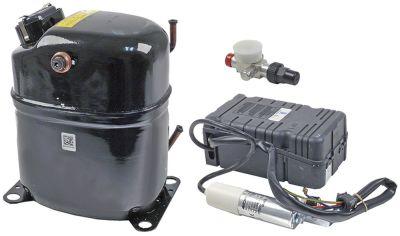 συμπιεστής ψυκτικό R404A  τύπος CAJ2432Z  220-240 V 50Hz LBP  21.5kg 5/8HP