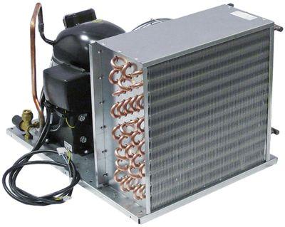 σύστημα ψύξης HMBP  τύπος UCHG 33 A  ψυκτικό R404A  NEK6210GK  1/3HP