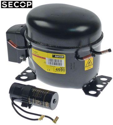 συμπιεστής ψυκτικό R290  τύπος TL5CN 220-240 V 50Hz LBP/MBP  7.5kg 1/5HP