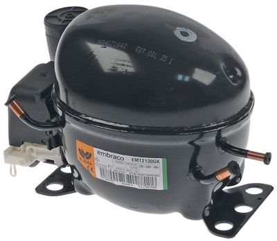 συμπιεστής ψυκτικό R404A  τύπος EMT2130GK-A 220-240 V 50Hz LBP  8kg 42767HP