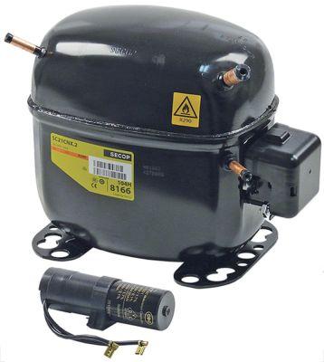 συμπιεστής ψυκτικό R290  τύπος SC21CNX.2 220-240 V 50Hz LBP  13,1kg 1HP