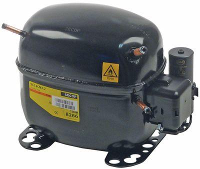 συμπιεστής ψυκτικό R290  τύπος SC12CNX.2 220-240 V 50Hz LBP  1/2HP χωρητικότητα κυλίνδρου 12.9cm³
