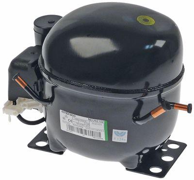 συμπιεστής ψυκτικό R134a  τύπος NEU6210Z-A 220-240 V 50Hz HBP  10.6kg 1/2HP