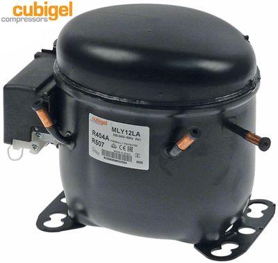 συμπιεστής ψυκτικό R404A  τύπος MLY12LAA 220-240 V 50Hz LBP  3/8HP χωρητικότητα κυλίνδρου 10.7cm³