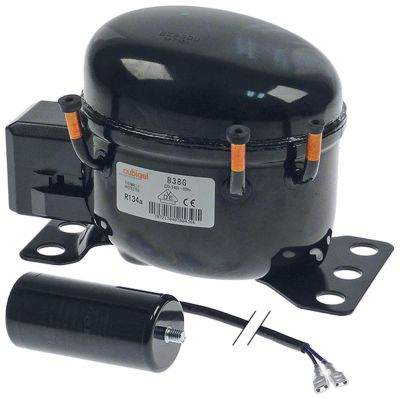 συμπιεστής ψυκτικό R134a  τύπος B38G 220-240 V 50/60 Hz HBP  5,4kg 42948HP